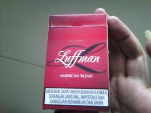 luffman merah