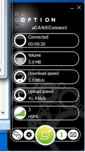 software bawaan modem
